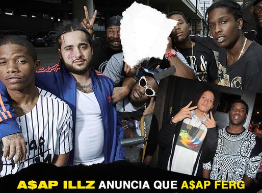 A$AP Ferg ha sido expulsado de A$AP MOB.