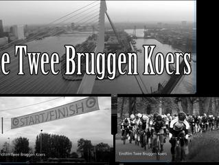 In 2020 grote wielerkoers in Rotterdam. Studenten maakte een gave promo om stakeholder mee te gaan k