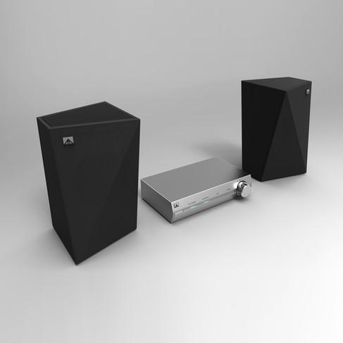 Speaker & Amplifiers