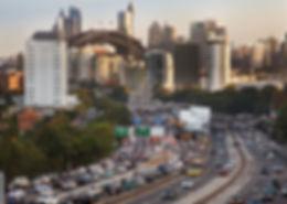 Sydney intelligent transport management