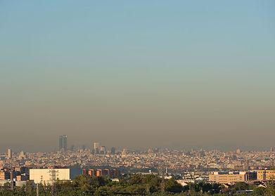 Air-pollution-increased-in-Spain-in-2017