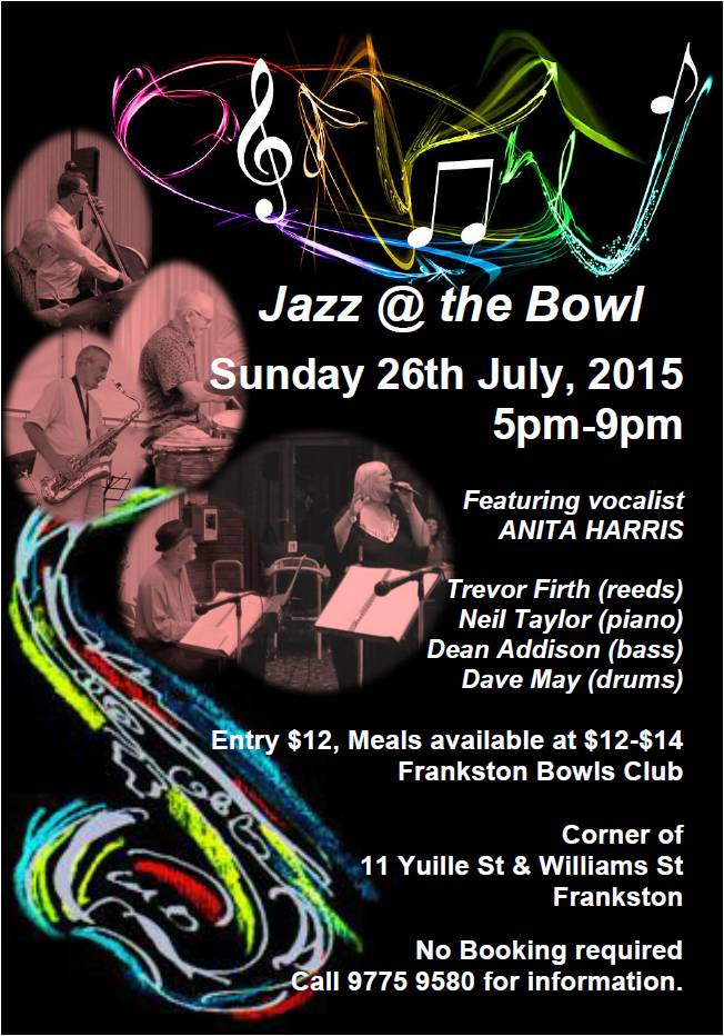 2015 Jazz at the Bowl 26 July