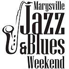Marysville Jazz & Blues Weekend Logo
