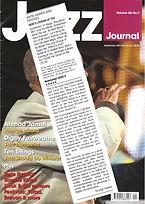 2013 UK Jazz Journal review | Anita Harris Jazz