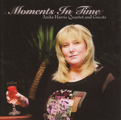 Moments In Time - CD Cover