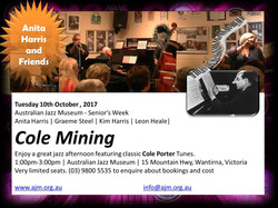 2017 Cole Mining at the AJM2