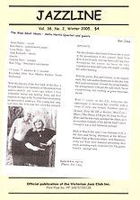 Jazzline CD Review 2005 | Anita Harris Jazz