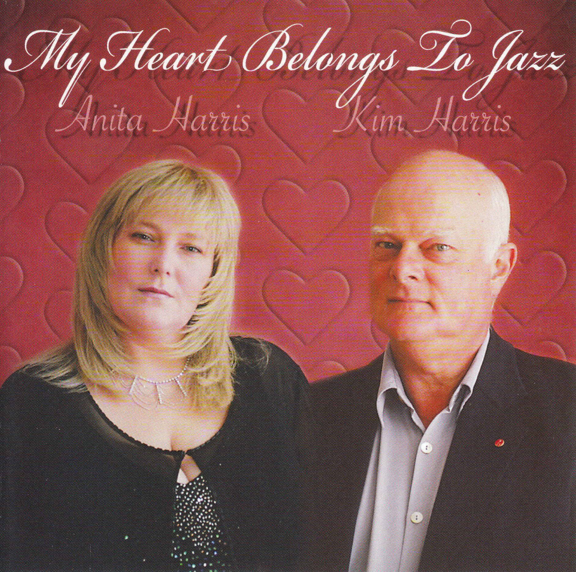 My Heart Belongs to Jazz - Cover