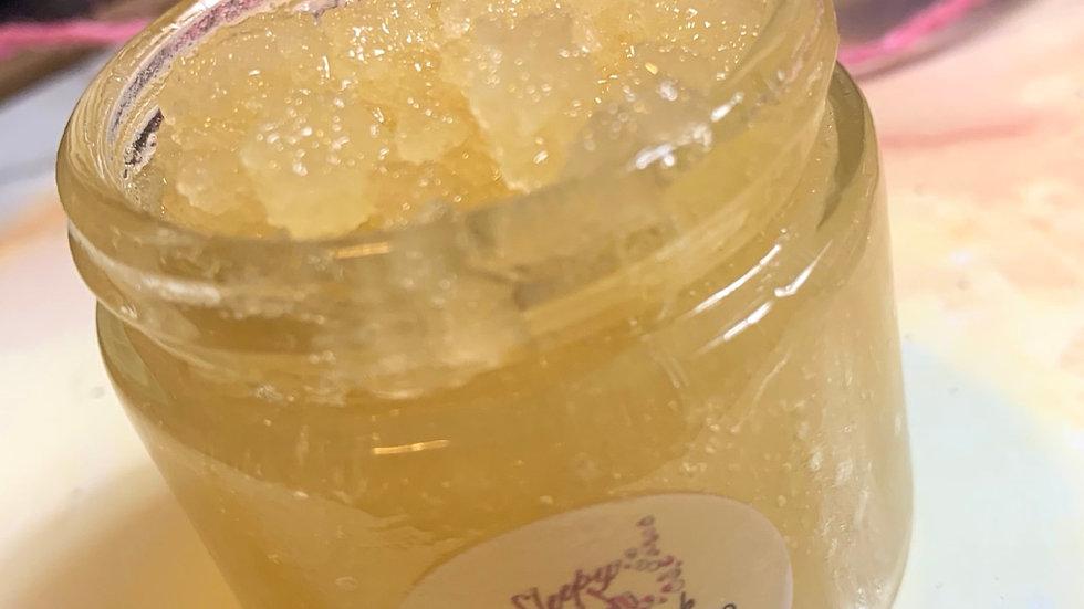 2.oz Butter Rum Lip Scrub