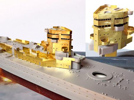 戦艦ネルソン×シップヤード