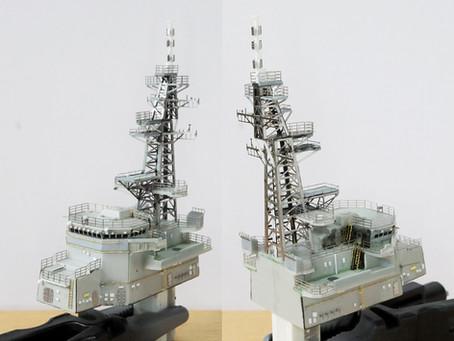 DD-101 護衛艦むらさめー艦橋