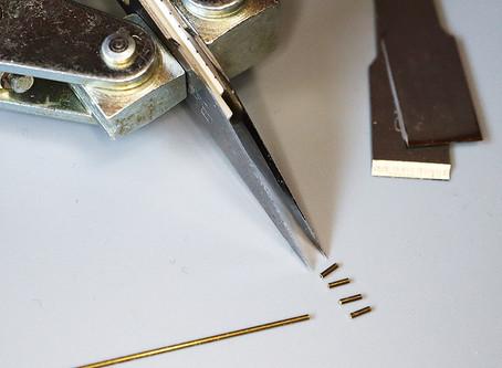 真鍮パイプの切り方