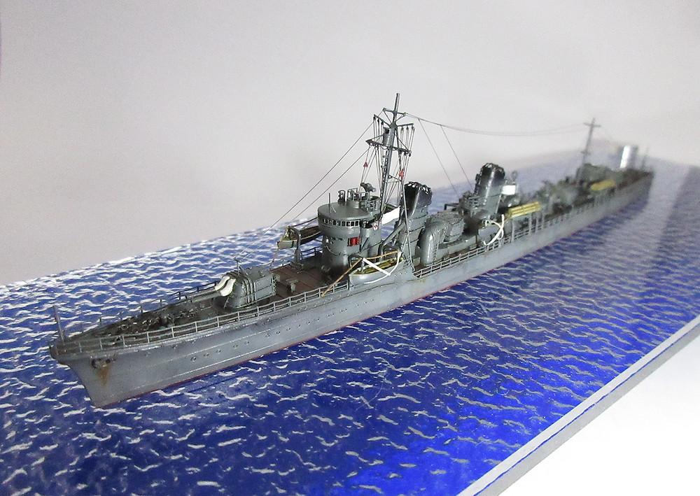 吹雪 スキッドビーム 駆逐艦