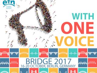 Einladung zur EFN Bridge Conference