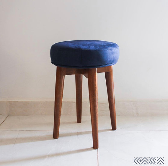 The Country Chamois Stool