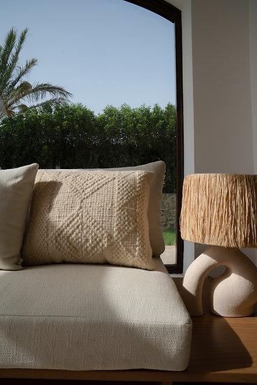 The Oat Trianon Cushion