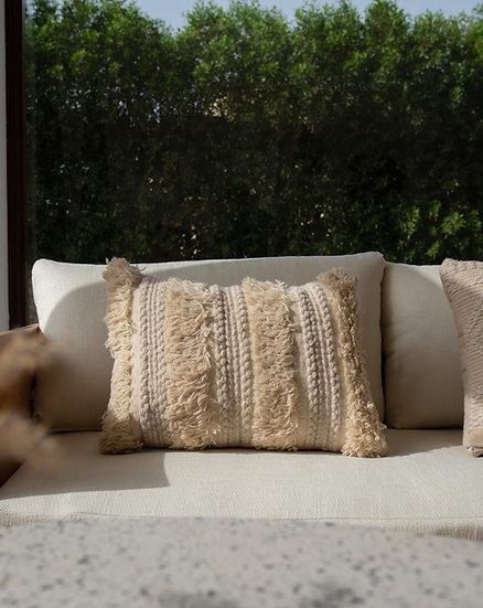 The Fringe Trianon Cushion