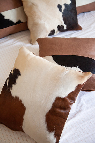 Cattle Strip Pillow