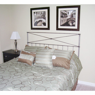Bedroom - Uptown Charlotte - 4th Ward - Corporate Housing, Charlotte NC 28202