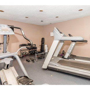 Fitness Area - 2510 Cranbrook Lane Unit 19