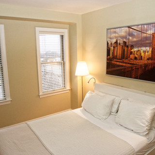 Bedroom #2 - 718 West Trade Street - Charlotte Uptown Penthouse