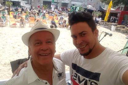 Jorge und Marcos