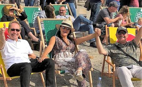Street Beach Festival, Aachen