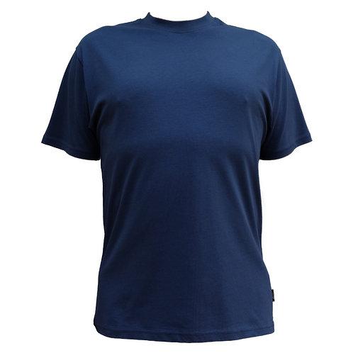 Plain Blue with mamoo logo Mens