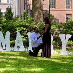 Intimate Proposal