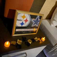 Pittsburg Steelers Suite Experien