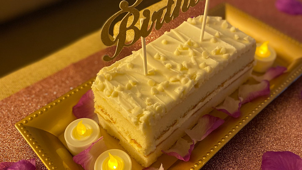 Intimate Birthday Celebration