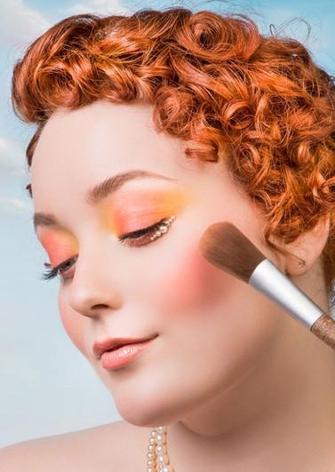 Make up brush product photographer Vancouver British Columbia