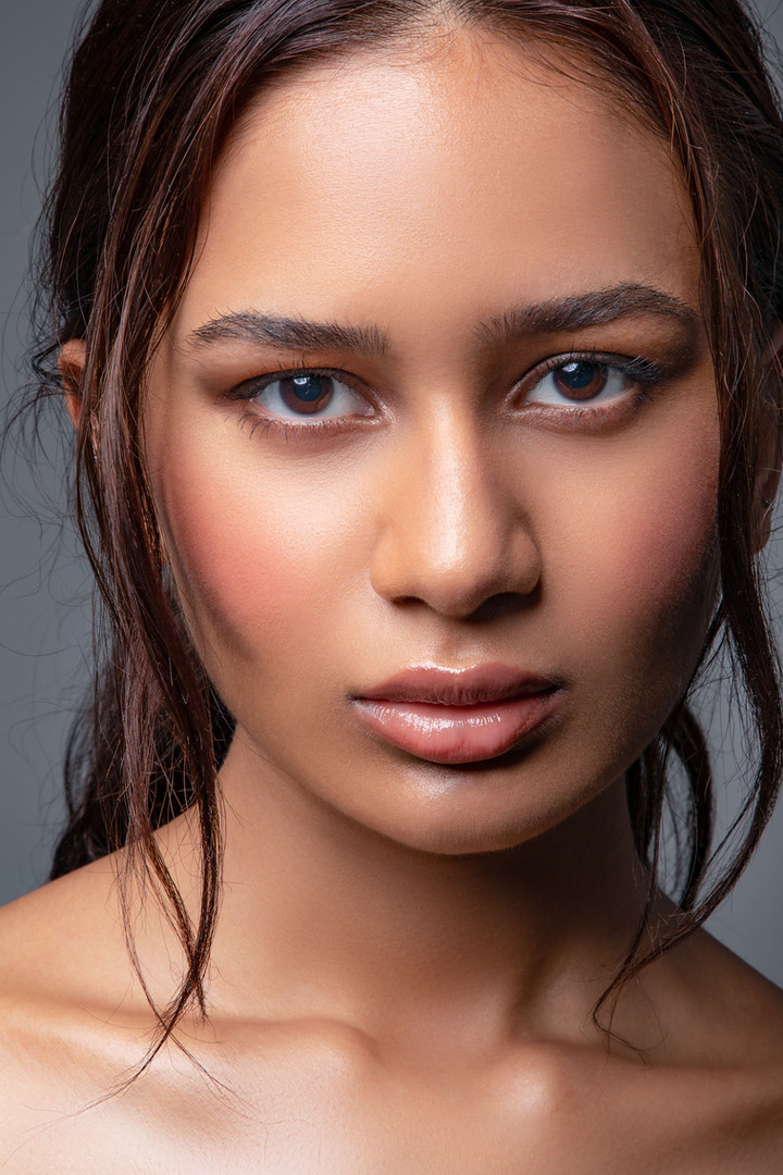 Model portfolio photography by Samantha Voros Photography Model Dahn Surrey BC