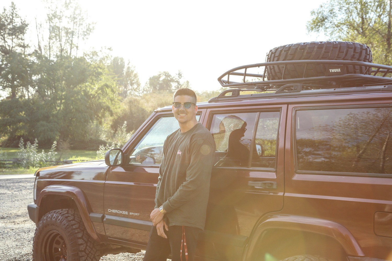 Lifestyle vehicle Jeep photography by Samantha Voros Photography Metro Vancouver