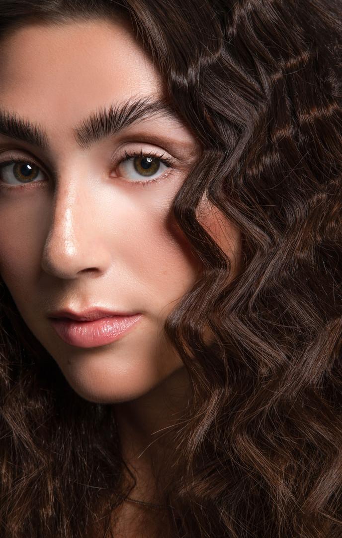 Portrait Photography by Samantha Voros model Emma North Vancouver