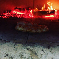 Pipping hot, perfect for a cold night__#bastilledaysydney #bastilleday #cateringsydney #flammekueche