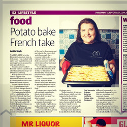 Daily telegraph article