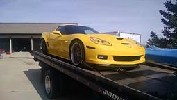 C6 Chev Corvette