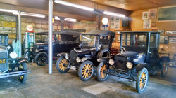 If youre ever in Jewelsburg CO, visit the old Ford garage next to the museum