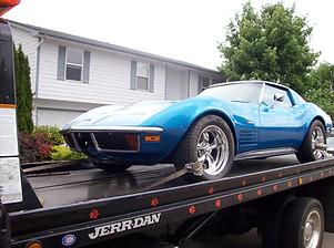 C3 Chevy Corvette
