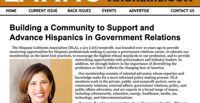 Building a Community to Support and Advance Hispanics in Government Relations