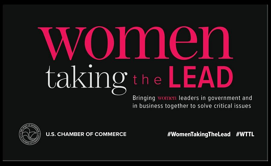 3.19.20 Women Taking the Lead Invitation