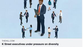 K Street Executives Under Pressure on Diversity