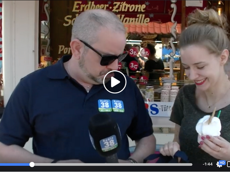 Video: Radio38 at the fun fair