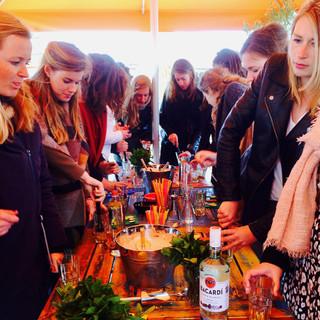 Cocktail Workhop Scheveningen