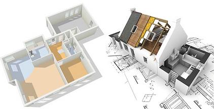 Voorbeeld 3D plattegrond