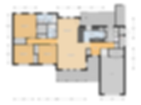 Voorbeeld 2D plattegrond