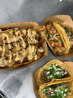 Tacos, Cali Fries
