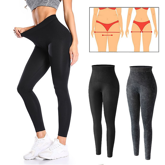 Womens Push Up High Waist Leggings