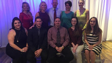 Chapter holds End-of-the-Year Awards and Installation Banquet at the ROX Room
